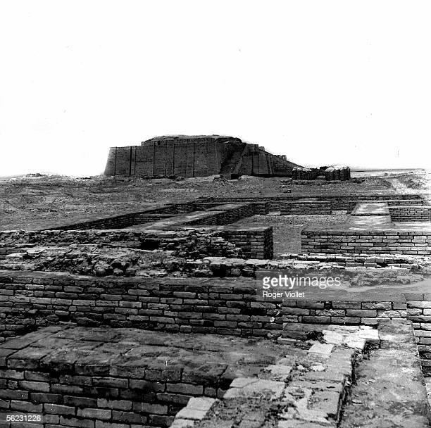Ur The ziggurat 1964