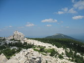 Ural highlands