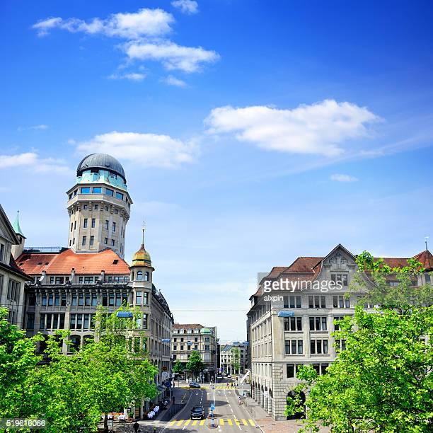 Urania Sternwarte in Zürich