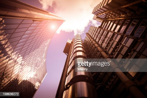Urban Architecture, London : Stock Photo