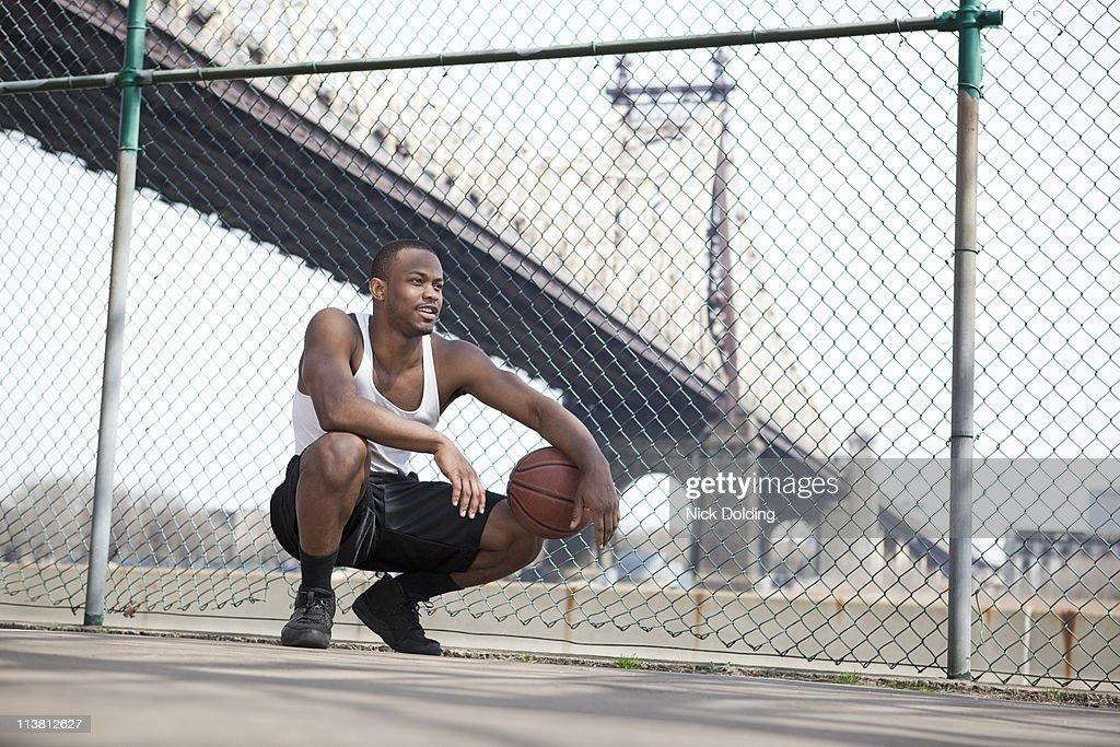 NY urban basketball 16 : Stock Photo