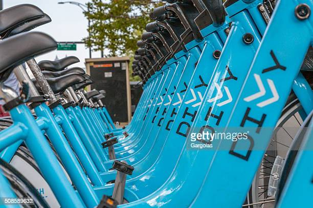 Urban Bikes For Rent in Chicago