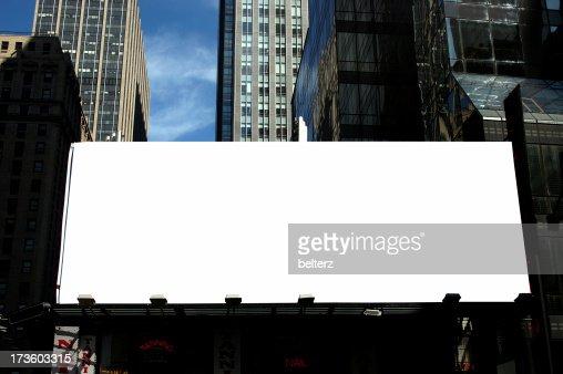 urban billboard
