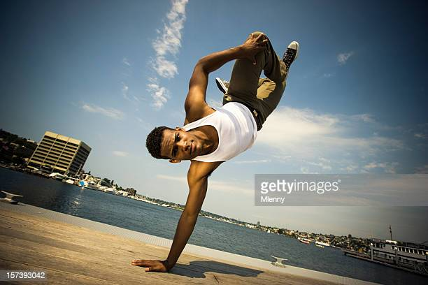 Break Dance urbaine