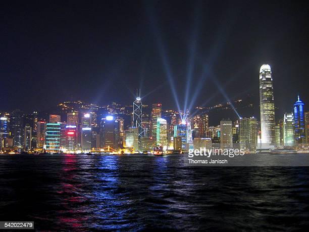 Urban Chinese Skylines