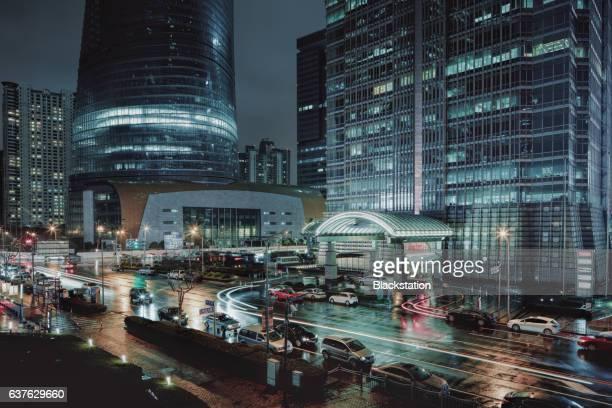 urban city CBD