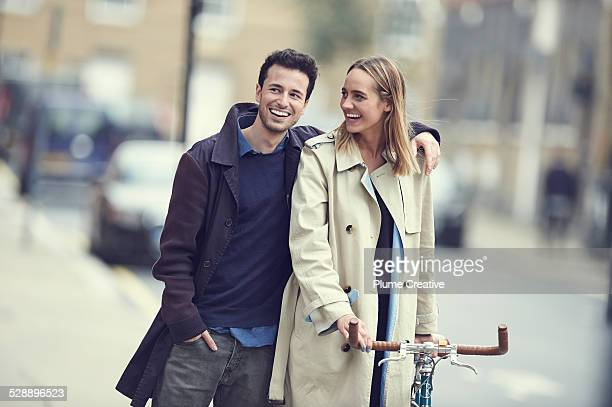 Urban couple