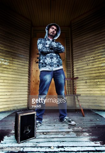 urban defiance : Stock Photo