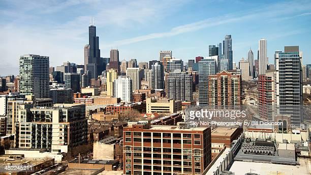 Urban expanse