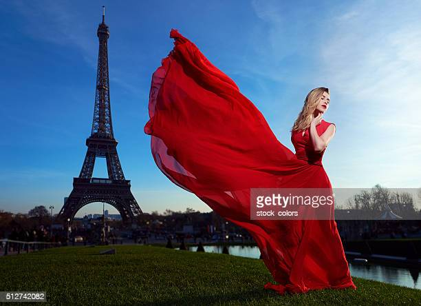 städtischen Glamour in Paris