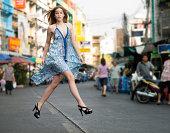 'Urban Haute Couture, Downtown Bangkok'