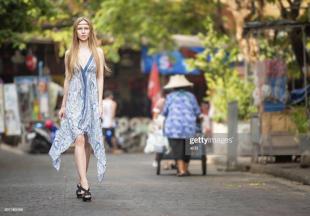 Urban Haute Couture, Downtown Bangkok