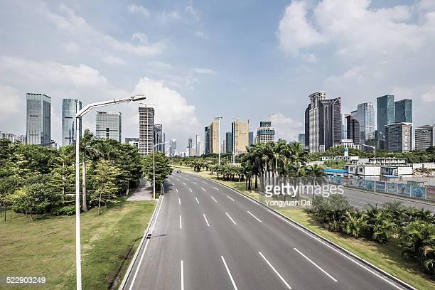 Urban Highway in Shenzhen