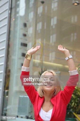 Urban Joy : Stock-Foto