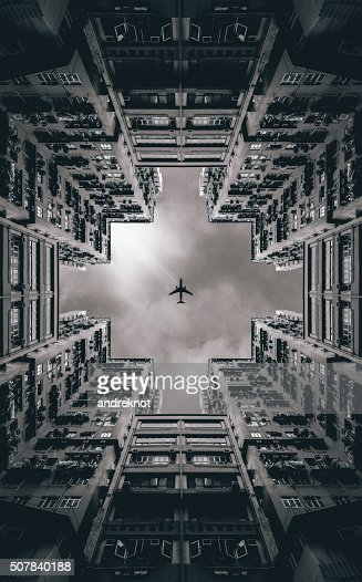 Urban Jungle : Stock Photo
