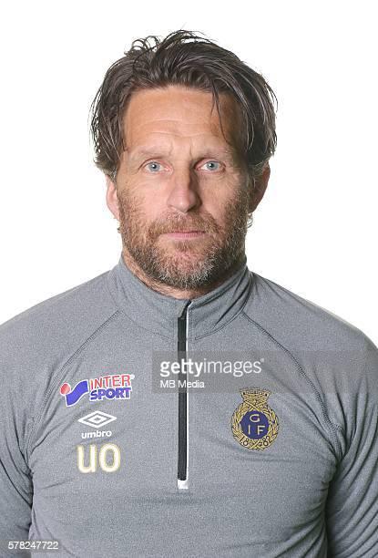 Urban Oscarsson Halvfigur @Leverans Allsvenskan 2016 Fotboll