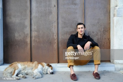 Urban Portrait : Stock Photo