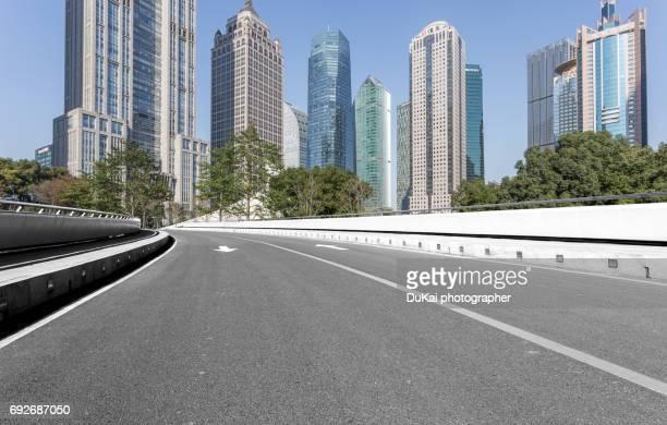 Urban Road shanghai