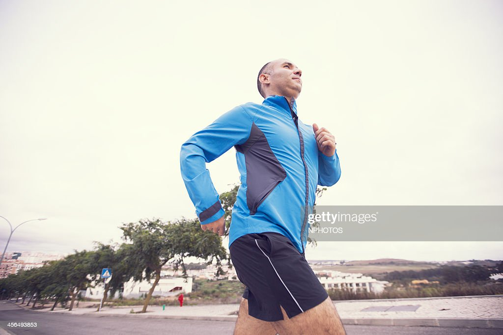 Urban run : Stock Photo
