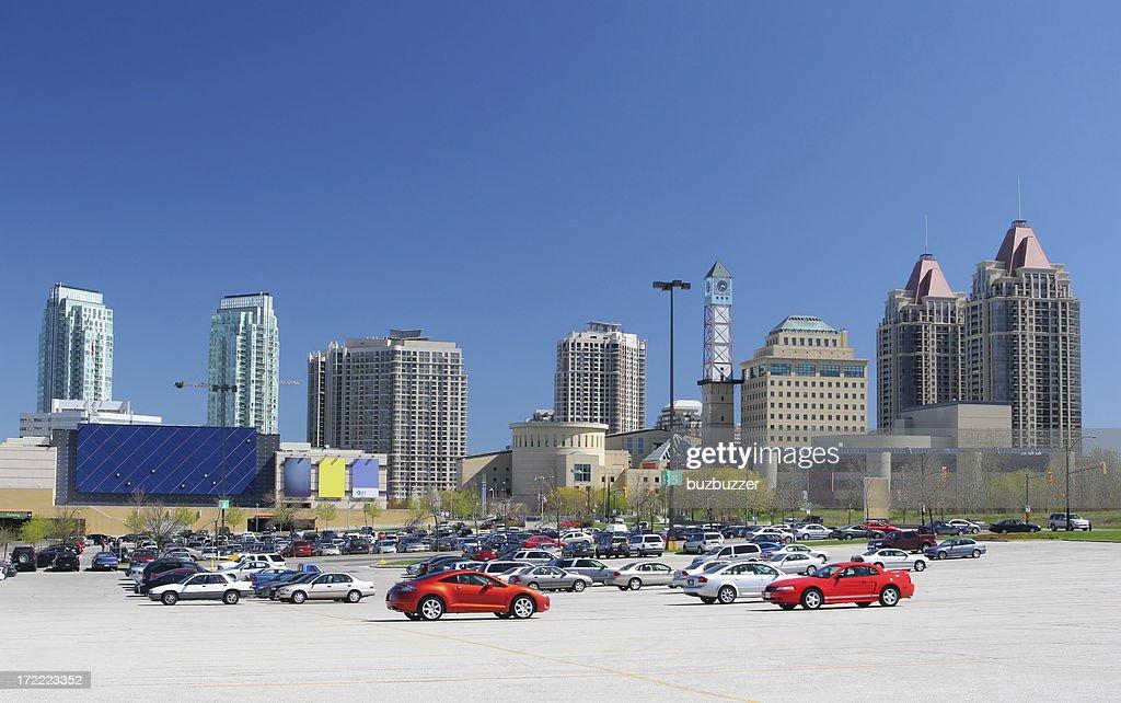 Urban Shopping Center : Stock Photo