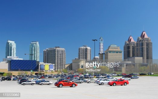 Urban Shopping Center : Stock Photo