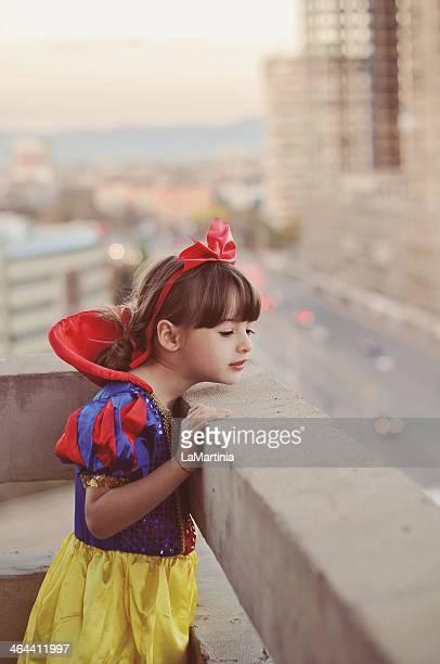 Urban Snow White