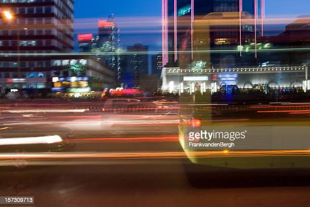 Urban speed