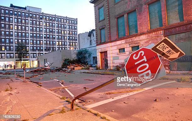 Urban Tornado daños