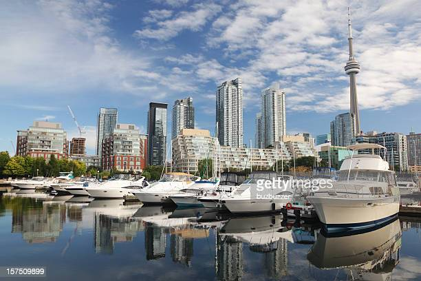 Urban Toronto City Marina