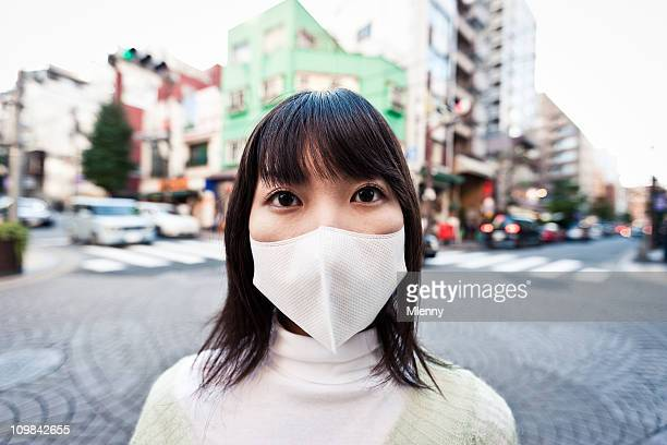 Urban Woman Respirator Mask