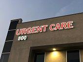 Urgent care building