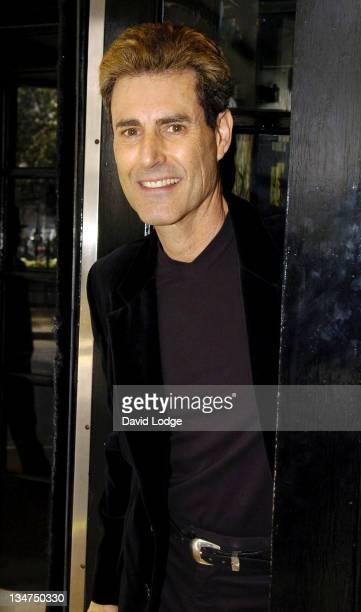 Uri Geller during 'Wondermums' Award Ceremony Arrivals at Savoy Hotel in London Great Britain