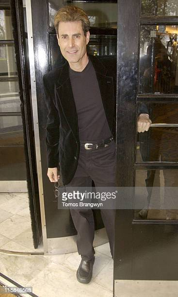 Uri Geller during 'Wondermums' Award Ceremony Arrivals at Savoy in London Great Britain
