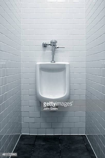 Bathroom Urinal urinal stock photos and pictures   getty images