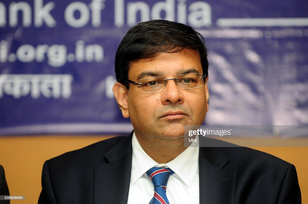 Urjit R Patel, Deputy Governor of Reserve Bank of India, at a press conference after board meet on December 11, 2015 in Kolkata, India.