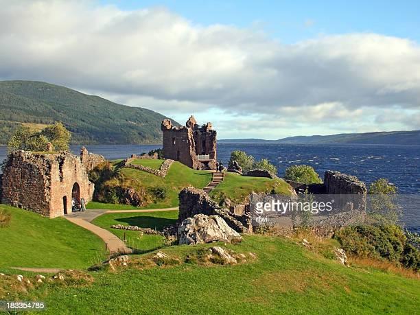 Château d'Urquhart, Écosse