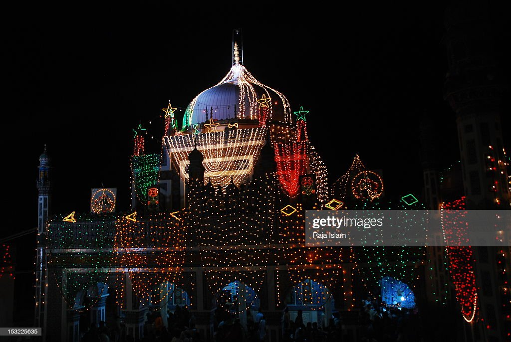 Urs of Shah Abdul Latif Bhittai : Stock Photo