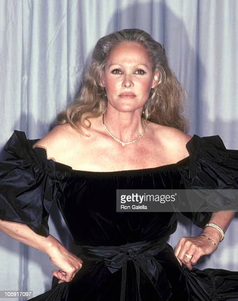 Ursula Andress during 54th Annual Academy Awards at Dorothy Chandler Pavillion in Los Angeles California United States