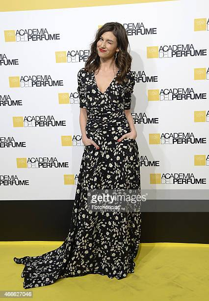 Ursula Corbero attends the 'Academia del Perfume' 2015 Awards at Casa de America on March 17 2015 in Madrid Spain