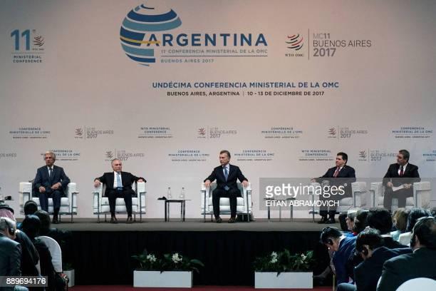 Uruguayan President Tabare Vazquez Brazilian President Michel Temer Argentinian President Mauricio Macri Paraguayan President Horacio Cartes and the...