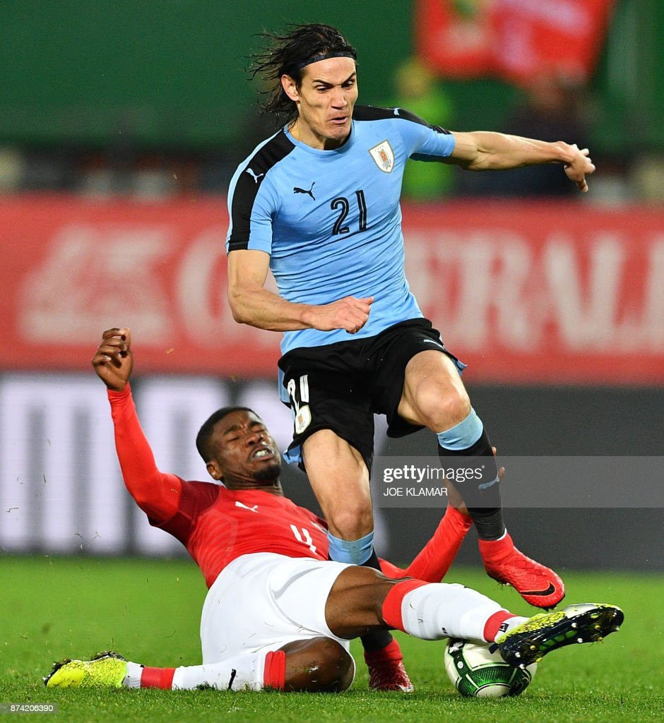 Austria vs Uruguay - International Friendly