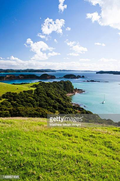 Urupukapuka Island is the largest of all the 144 islands in the Bay of Islands. The island is full of wonderful beaches and historic walks and it is virtually desolate throughout most of the island.