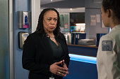 MED 'Us' Episode 113 Pictured S Epatha Merkerson as Sharon Goodwin