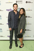 Us The Duo attends Earth in Concert at Club Nokia on November 11 2015 in Los Angeles California