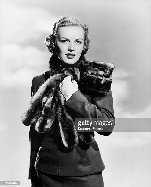 Usa American Actress June Haver 1940'S