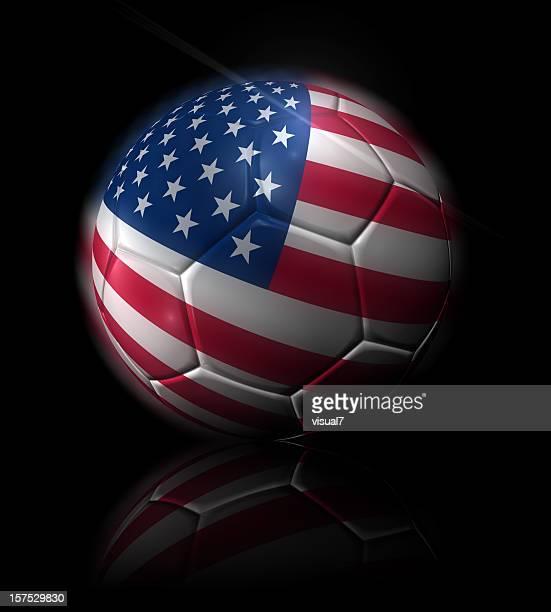 usa Fußball ball