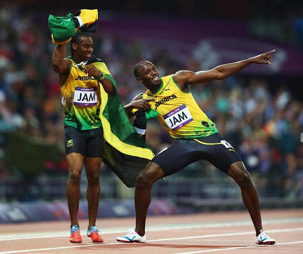 Usain Bolt 'To ...