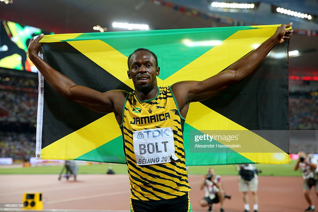 In Focus: Bolt Beats Gatlin To Win 200m Gold