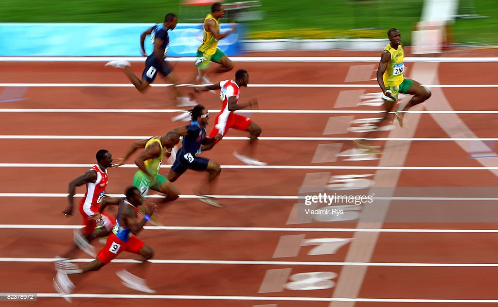 Olympics Day 8 - Athletics   Getty Images