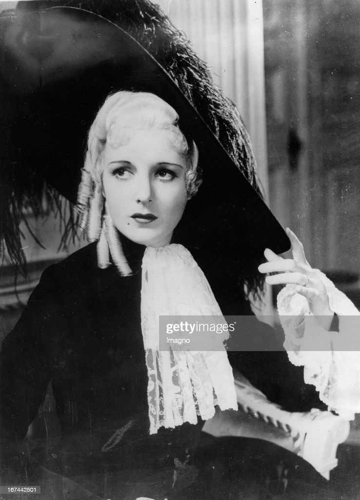 US-american actress Mary Astor. About 1935. Photograph. (Photo by Imagno/Getty Images) Die US-amerikanische Schauspielerin Mary Astor. Um 1935. Photographie.